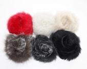 Fox Fur Collar Trim