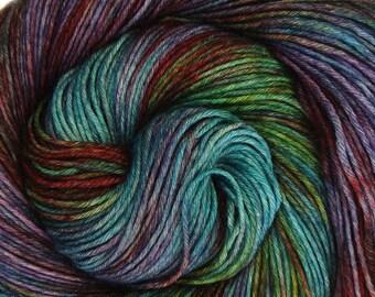 DESTINATIONS sport weight sock yarn STOCKHOLM sw wool nylon 3.5oz 306 yards