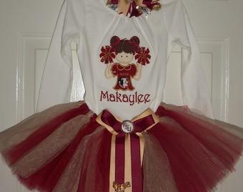 FSU Cheerleader Party Suit