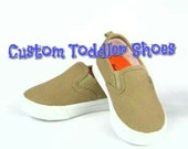 Custom Toddler Shoes. price includes shoes