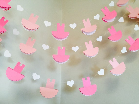 Ballerina birthday decoration tutu cute garland ballet for Ballerina decoration