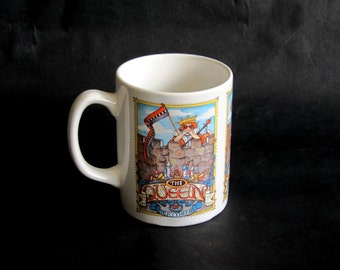Vintage Mary Englebreit Queen of Everything Mug NOS Box