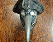 Venetian Plague Doctor Magnet