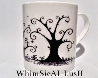 Twisted Trees Mug