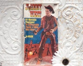 Johnny West Marx 2062 Accessories Western Gear Box