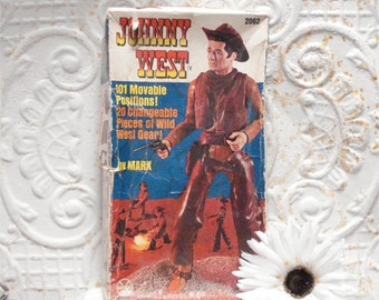 Johnny West Marx 2062 Accessories Western Gear Box