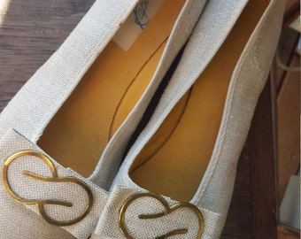 KAPERS    ///    1970s Canvas Flats