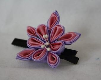 kanzashi petite fleur