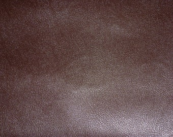"""Leather 8""""x10"""" Brown MISSION PIGSKIN lining 2 oz / .8 mm PeggysueAlso"""