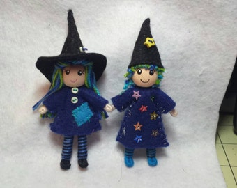 little witch & wizard
