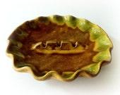 Haeger Vintage Ashtray Mid Century Modern Pottery Ash tray