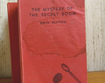 Enid Blyton - The Mystery of the Secret Room
