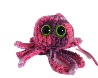 Berry the Catnip Octopus