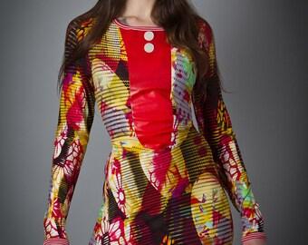 Kleid 'Neon'