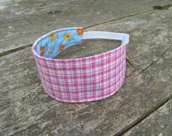 Small Reversible Fabric Headband