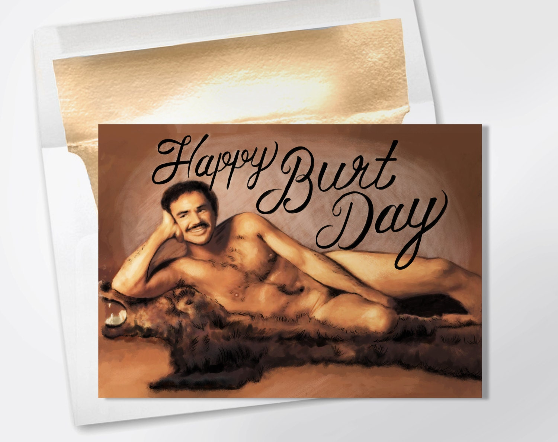 sexy birthday card  etsy, Birthday card