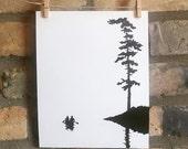BWCA - Linocut - Printmaking