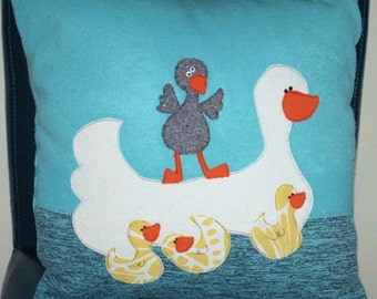 Ugly Duckling Pillow