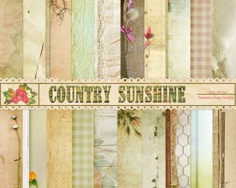 Country Sunshine Papers