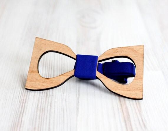 Wooden Butterfly - Weddings Wooden bowtie - Wedding day keepsake gift for the groom
