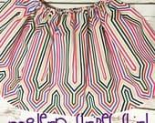 Modern Stripes Skirt