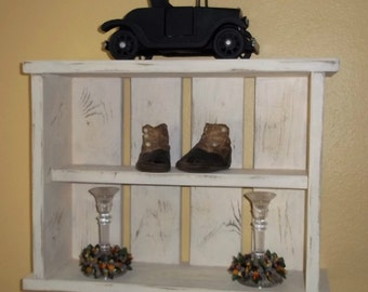 Wood Wall Shelves - wall shelf - shadow box shelves