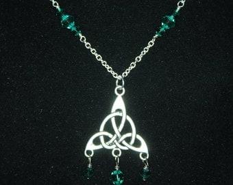 Celtic Trinity Necklace