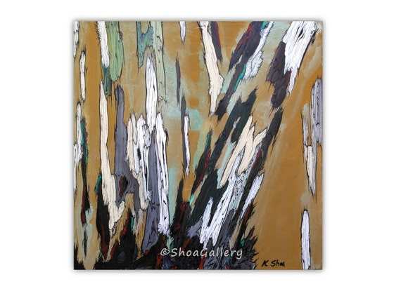ORIGINAL Acrylic Painting Very Large Wall Art Modern Abstract