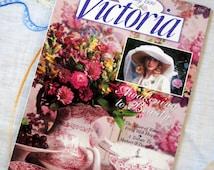 Victoria Magazine May 1990, Awakening to Beauty