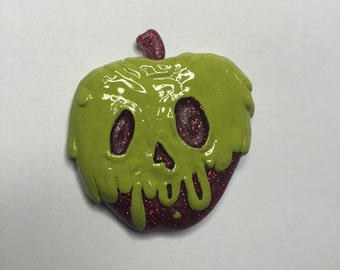 Poison apple pin (revamped)