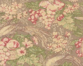 Country Orchard Dry Earth with Birds by Blackbird Designs for Moda - One Yard - 2750 13