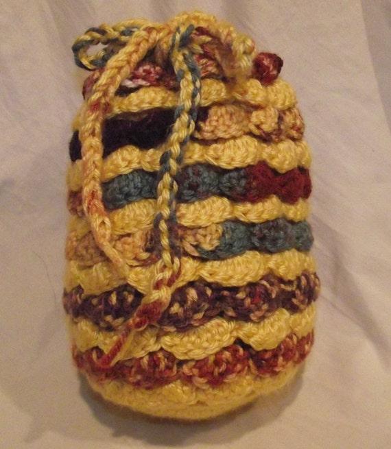 Dragon Egg Dice Bag Crochet Pattern : Crochet Dragon Egg Inspired Dice Bag