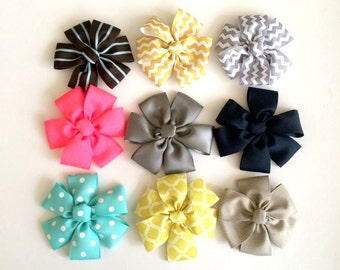 Bow for Dress removable Various colors