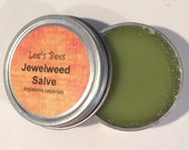 Jewelweed Salve - Wild-Foraged Botanical and Organically Raised Beeswax All Natural