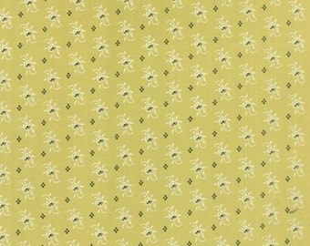 Farmhouse Calico Blossom Meadow by Fig Tree Quilts - Moda - 1 Yard