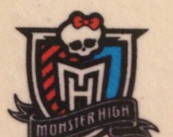 Inspired Monster High 24 Cake Pops / Cake Balls or any occasion