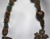 Antique One Decade Rosary