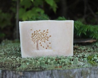 Jewelweed-Impatiens Capensis- 2015 Batch-Handcrafted Artisan Soap- Belle Savon Vermont