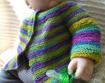 knit baby sweater,baby cardigan,knit baby clothing,free shipping