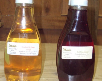Easy Home Fermented Vinegar Making- instructions for homesteaders, chefs and the curious!