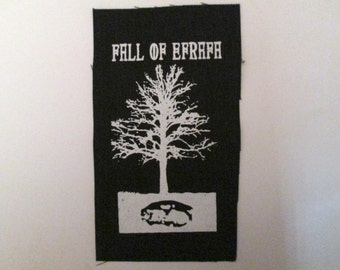 FALL OF EFRAFA Patch - On Black Canvas