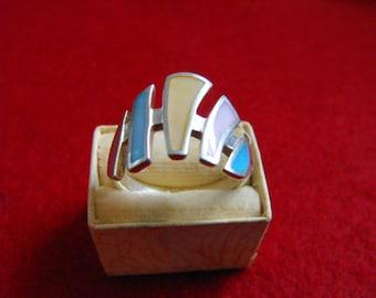 Sterling slver ring