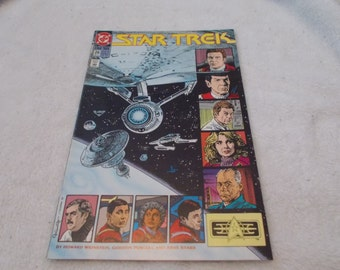 Vintage Comic Book -STAR TREK No 26-Dec 1991
