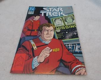Vintage Comic Book -STAR TREK No 32-June 1992