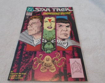 vintage Comic Book-STAR TREK No 29-March 1992