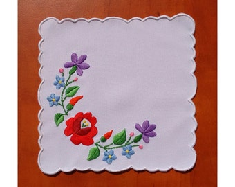 Lovely Kalocsa embroidery, beautiful present