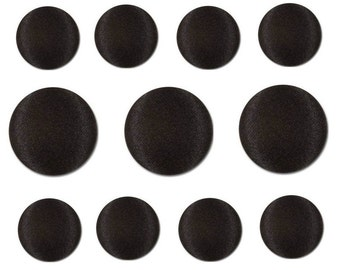 Tuxedo Buttons in your color choice