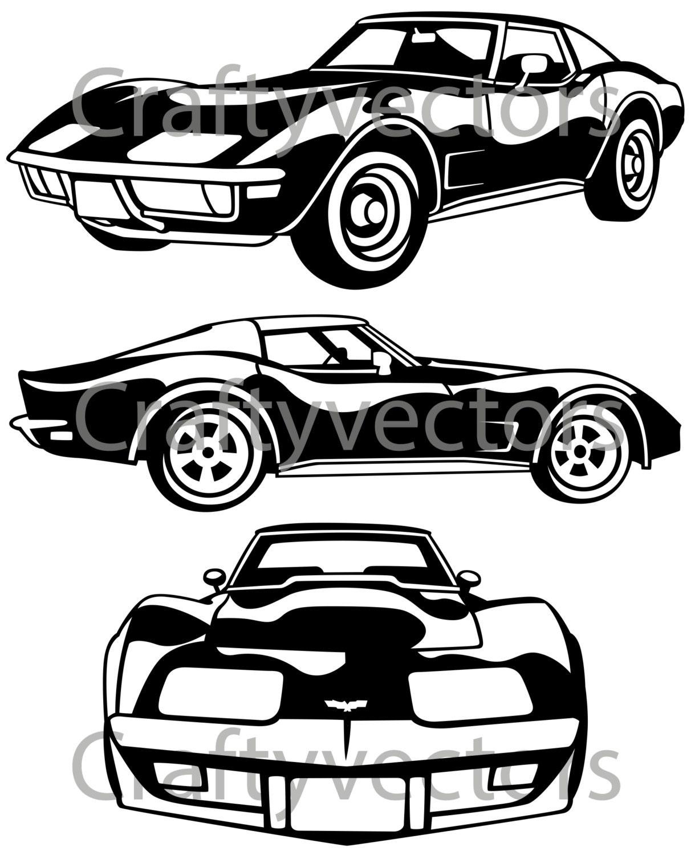 corvette vector wwwpixsharkcom images galleries with