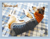 Pets Crochet Cloths Pattern 01