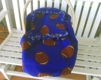 SALE!!! Fleece Car Seat Carrier Cover; Two Layers Of Fleece Keeps Baby Very Warm